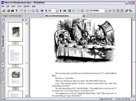 novel format djvu freeware applications windjview djvu viewer