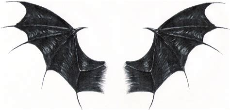 dragon wings by rotten alice on deviantart