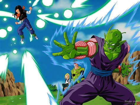 dbz wallpaper for android hd piccolo wallpapers wallpaper cave