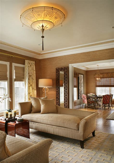 asian inspired living rooms asian inspired living room eclectic living room new york by lori levine interiors inc
