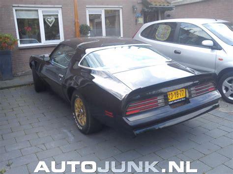 2012 pontiac firebird trans am 1978 pontiac firebird trans am foto s 187 autojunk nl 82163