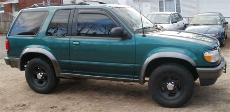 1998 ford explorer 1998 ford explorer information and photos zombiedrive