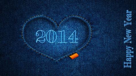best new year goodies 2014 ハッピーニューイヤー2014 青 服 壁紙 1366x768 壁紙ダウンロード ja best