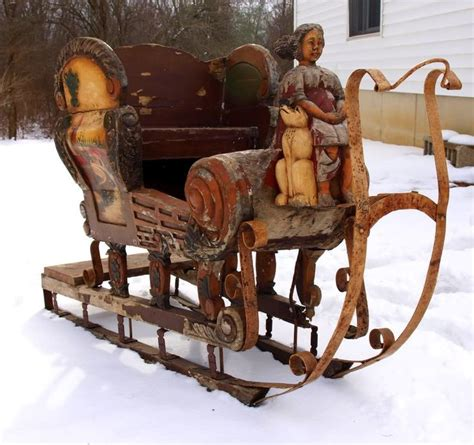 wooden santa sleigh plans woodworking projects plans