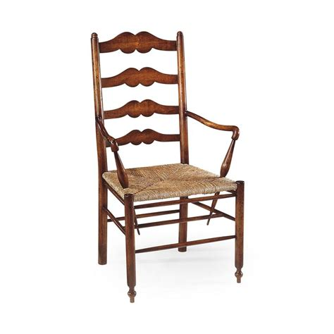 Cheap Ladder Back Chairs by Jonathan Charles 492302 Country Farmhouse Ladder Back
