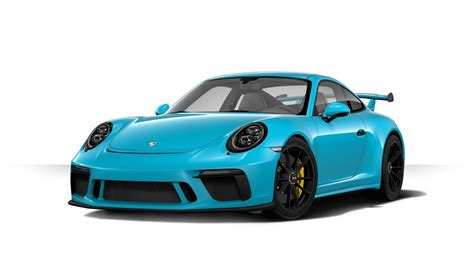 porsche gt3 991 here is how we would configure our porsche 991 2 gt3