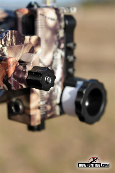 Windage And Elevation Knobs by G5 Optix Xr Bow Sight Review