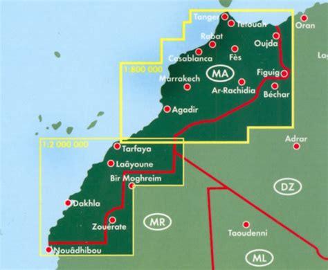 Home Plans For Sale by Wegenkaart Landkaart Marokko Freytag Amp Berndt