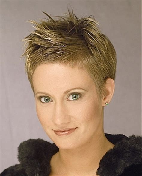 spike hair cuts for short spiky haircuts for women