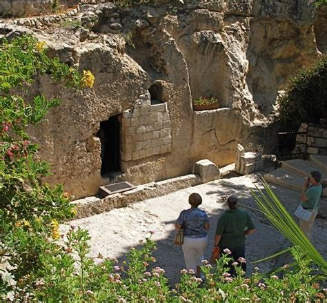 garden tomb   holy land