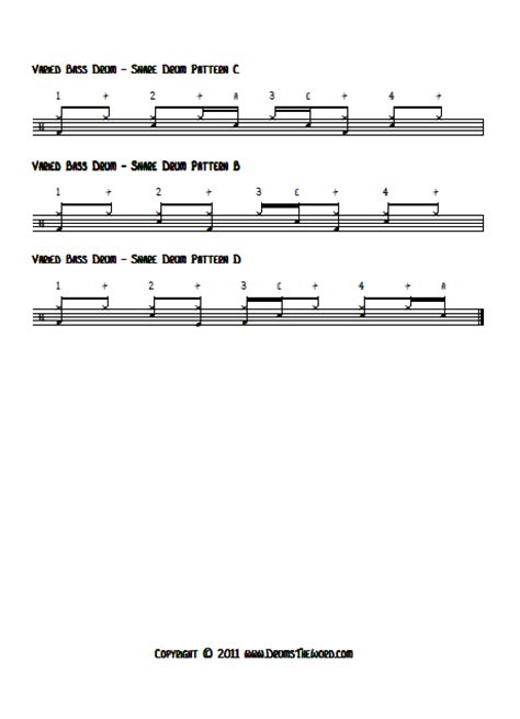 drum pattern lesson how to play drums beginner video drum lesson snare drum