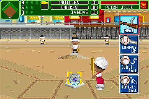 backyard baseball rom backyard baseball gba 28 images play backyard baseball nintendo boy advance