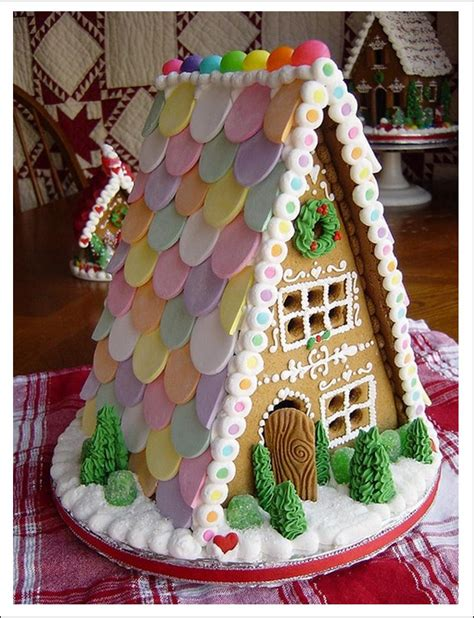 gingerbread house ideas christmas gingerbread houses patterns video tutorial plus lots of ideas pinnutty com