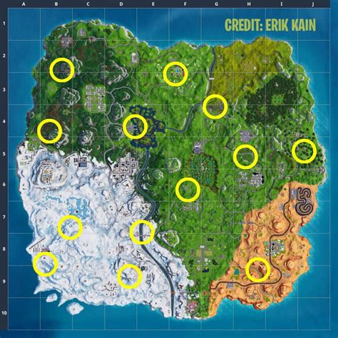 fortnite fliege durch goldene ringe karte zeigt