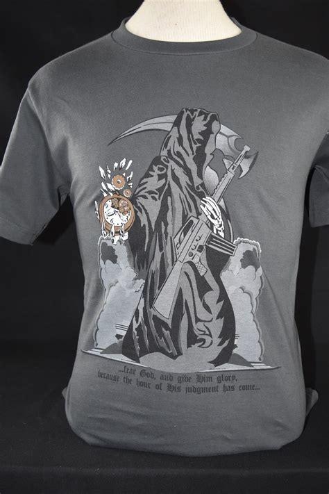 T Shirt The Reaper reaper t shirt sozoapparel