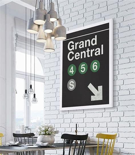 Central Home Decor by Best 25 New York Decor Ideas On City Style Framed City Style Decorative