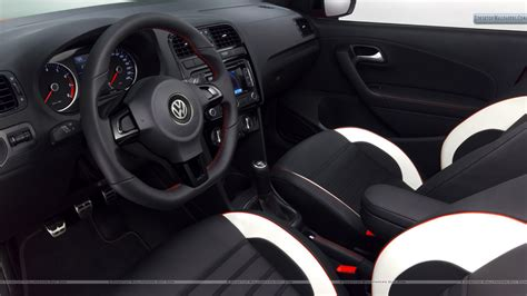 volkswagen polo interior volkswagen polo worthersee 09 concept interior stearing