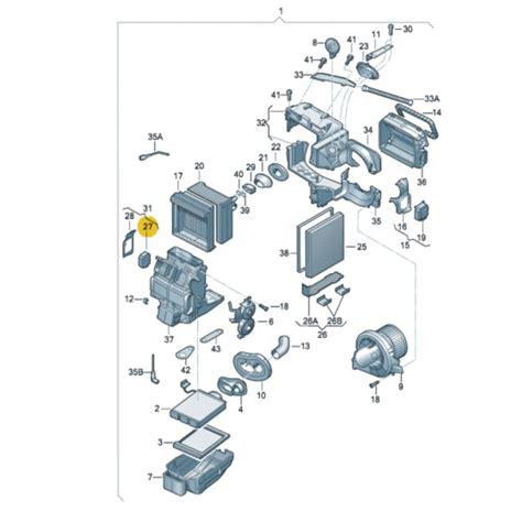 servomotor  temperature control flap   vw seat skoda ref qc
