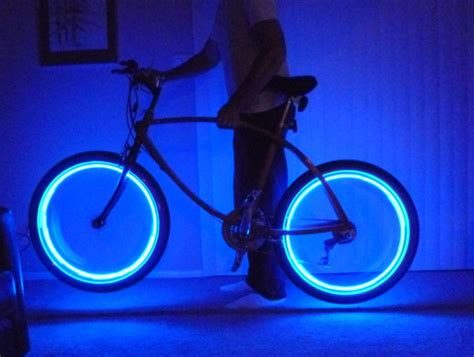 how to dirt simple led lighting for bike wheels science