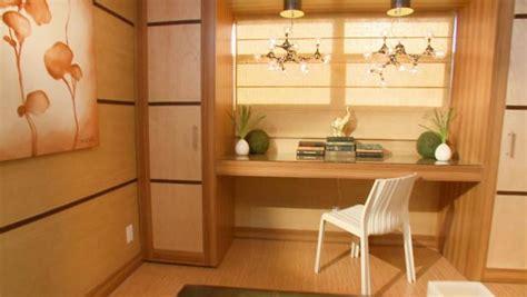 zen home office design ideas zen home office design video hgtv