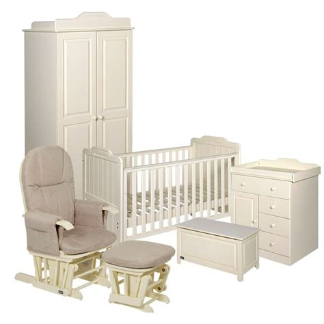 White Baby Bedroom Furniture Sets by Nursery Furniture Sets Thenurseries
