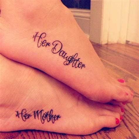 mother and daughter tattoos 100 s of and design ideas pictures