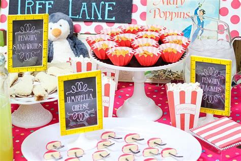 mary poppins party party ideas mary poppins party with so many really cute ideas via kara