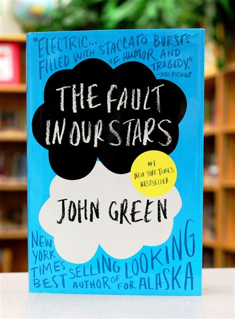 book report of the fault in our book ban fault in our removed from middle schools