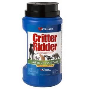 home depot rodent repellent havahart 5 lb critter ridder granular shaker 3146 the