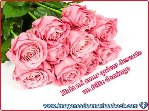 imagenes feliz domingo amor mio feliz domingo para facebook las mejores frases y