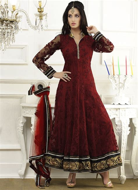 simple full froks design stylish and new indian frock designs for 2017 2018