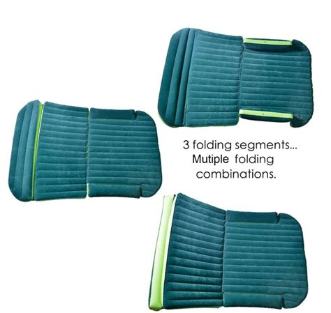 best air mattress bed for suv s minivans and the back of
