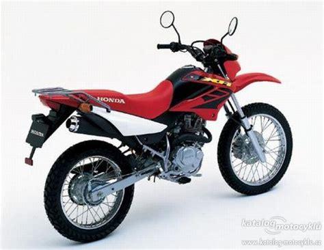 honda xr honda xr 125 l katalog motocyklů