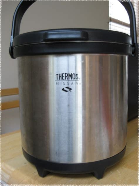 journey cooking  thermal cooker indonesian style