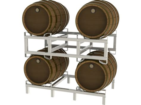 barrel wine racks rack engineering division