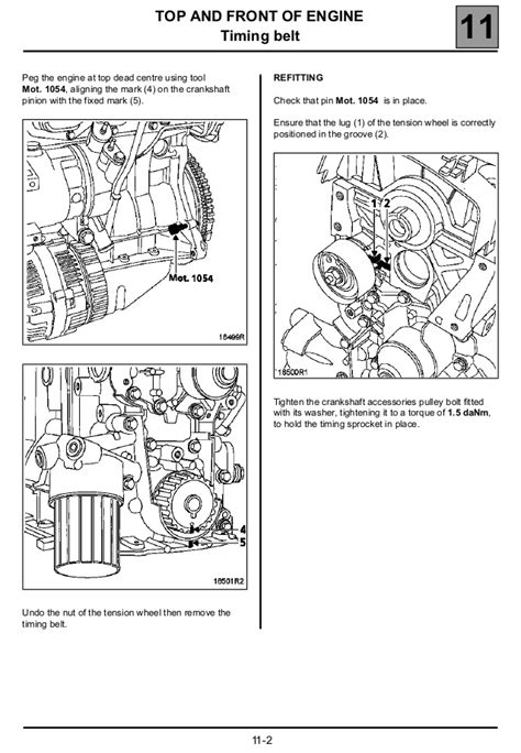 renault engine diagrams