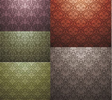 european pattern tiles european style tiled background pattern vector material