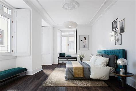 design apartment lisbon architectural rendering architectural rendering
