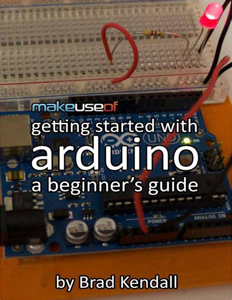 Ebooks Getting Started With Arduino getting started with arduino a beginner s guide ebook software