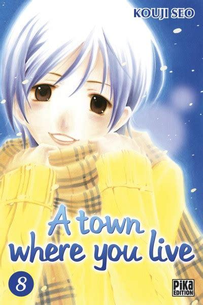 Town Where You Live 22 Oleh Kouji Seo vol 8 a town where you live news