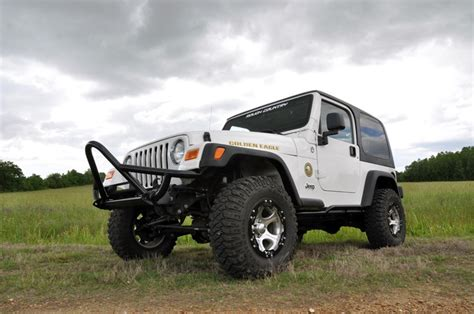Lift Kit Jeep 2 5in X Series Suspension Lift Kit For 97 06 Jeep Tj