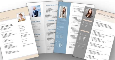 Moderne Bewerbungen Vorlage Bewerbungsfoto Formate Gr 246 223 En Klassisch Und Modern