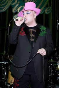 Boy George Showcase At The Pigalle Club In by Tv Showbiz Pictures Daily Mail