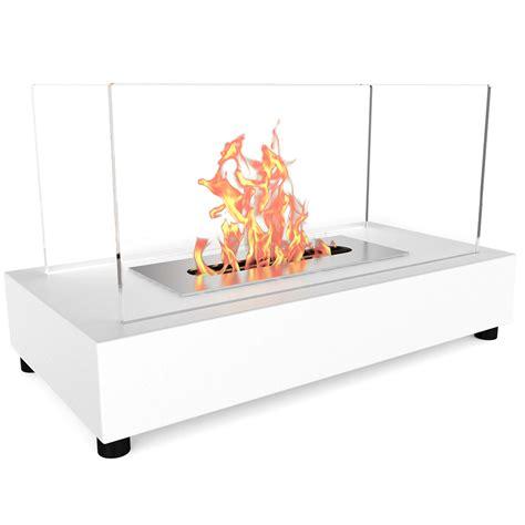 elite flame avon ventless table top bio ethanol fireplace