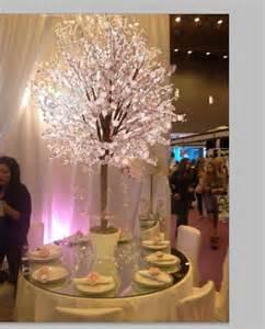 Cherry Blossom Decorations High Quantity White Wood Tree Artificial Cherry Blossom