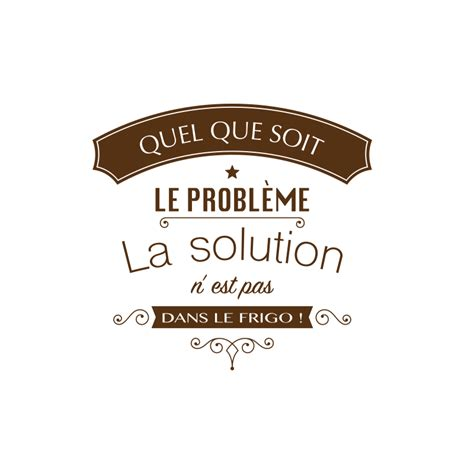 Petit Meuble Cuisine 2331 by Awesome Sticker Texte Quel Que Soit Le Problme With