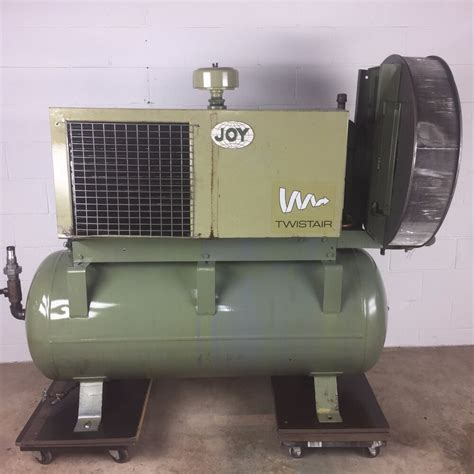oy twistair 15hp rotary air compressor ebay