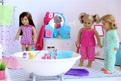 american girl doll bathtub how to make an american girl doll bathroom my web value