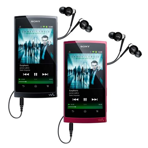 Mp3 Player Mit Bluetooth 1070 by Sony Walkman Z 1000 Series 64gb Nw Z1070 Android 2 3
