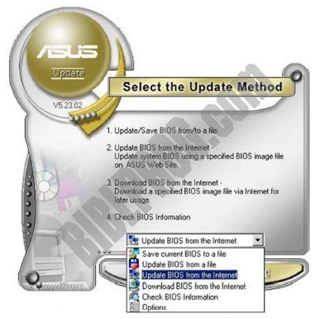 Asus Laptop Driver Update Utility asus bios update free biblprog